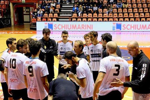 Volley Forlì – Energia Fluida Cesena 3-1
