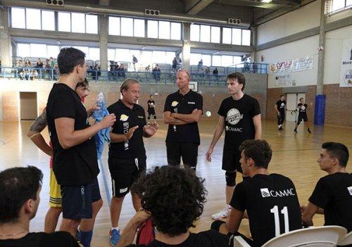 Volley Club B uomini, Energia Fluida Cesena al debutto