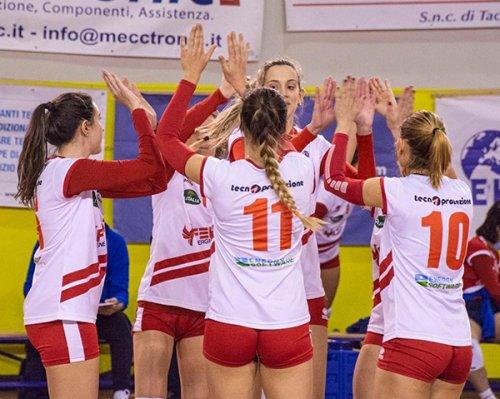 Olimpia Teodora Ravenna vs Fenix Faenza 0- 3