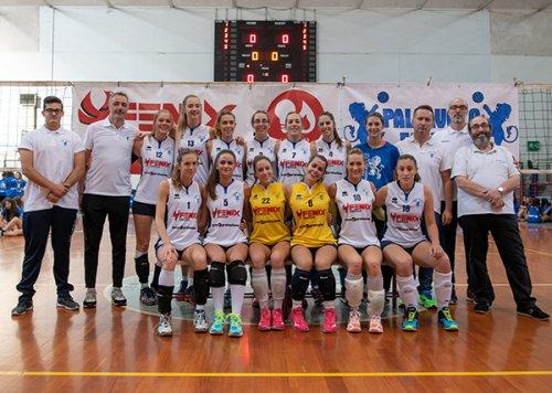 FAR Castenaso - Fenix Faenza 0-3 (13-25 / 16-25 / 23-25)