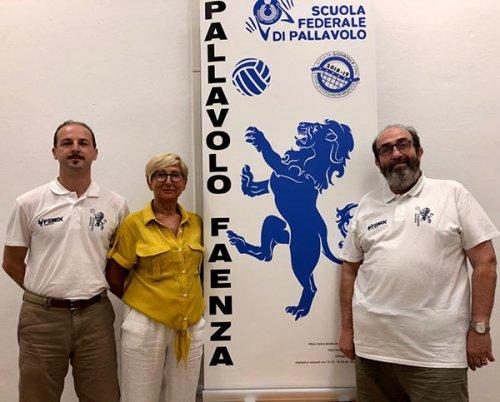 Rosario Bassi è il nuovo presidente della pallavolo Faenza