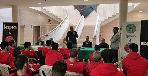 Accademia Volley Ancona : Presentazione delle squadre di serie B e serie C