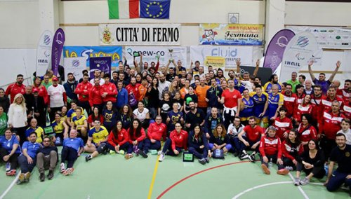 Sitting volley: la befana incorona Cesena