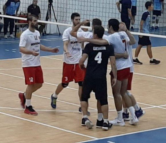 M2G Group Bari - Bontempi Casa Netoip Ancona: 3-2