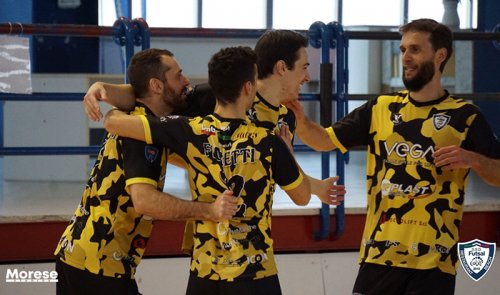 Futsal Cobà vs CUS Molise 10-0