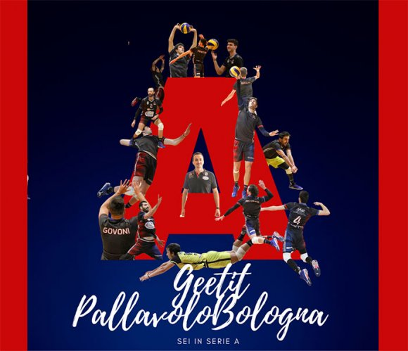 Geetit Bologna promossa n serie A3