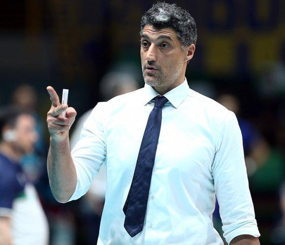 Andrea Giani (Modana Volley):L'arrivo di Ngapeth è un primo, importante, tassello per la prossima stagione.