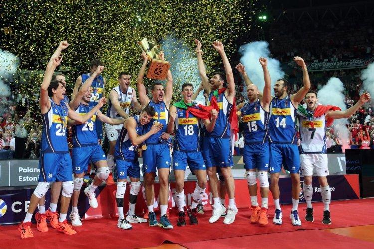 Campionati Europei - Le voci dei protagonisti