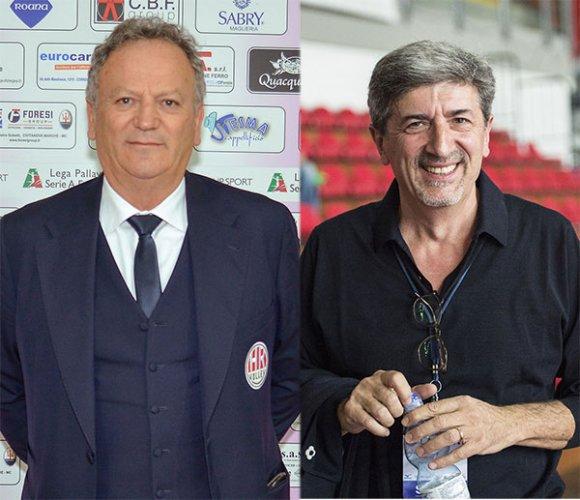 Lardini Volley e CBF HR Macerata insieme per un nuovo inizio