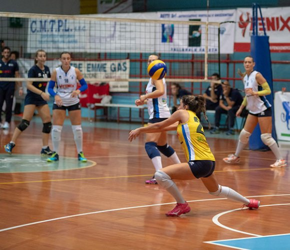 Fenix Faenza – Datamec Pontevecchio Bologna 3-2