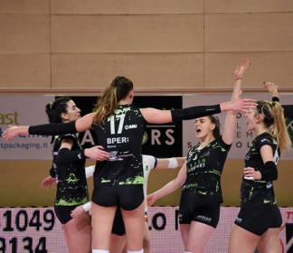 Green Warriors Sassuolo vs Megabox Vallefoglia 3-1