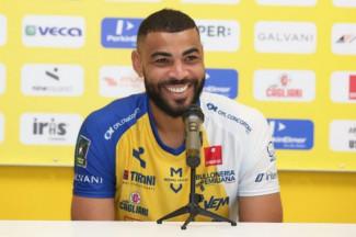 """Adamo Venturelli: """"Ci sentiamo parte della famiglia Modena Volley"""""""