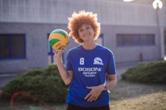 Serie D - la Conad Alsenese ha scelto il suo capitano: Valeria Diomede