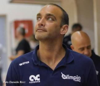 CS OLIMPIA TEODORA – Coach Simone Bendandi resta a Ravenna per altri due anni