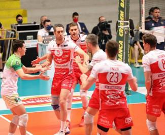 Gas sales bluenergy volley Piacenza pronta alla semifinale contro Modena