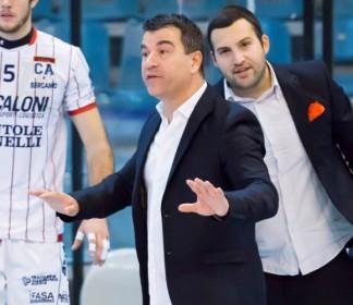 Gianluca Graziosi nuovo allenatore prossima stagione della Porto Robur Costa
