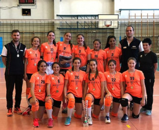 All'under 13 di Teodora Mib Service il titolo di campione regionale dell'Emilia Romagna