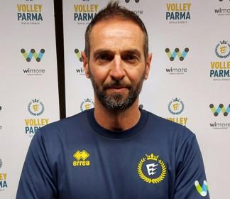 WiMore Parma, Lorenzo Cavallini è il nuovo allenatore