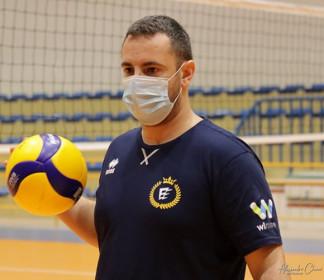 """Mattioli (WiMORE Energy Volley Parma): """"ora possiamo riprogrammare la preparazione"""""""
