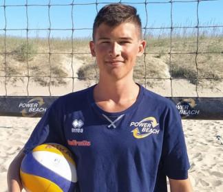 Trasferta austriaca per i team under di beach volley di powerbeach Ravenna