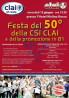 Festa del 50° della CSI Clai Imola e della promozione in serie B1
