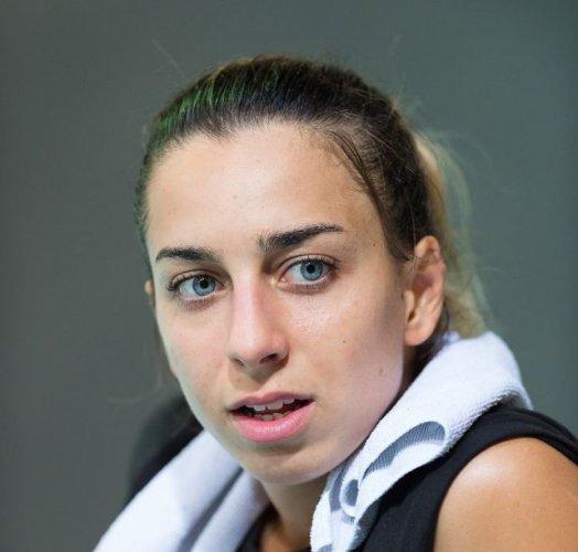 HR Volley Macerata  -  Ilenia Peretti: - Siamo pronte! -