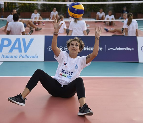 Volley S3 e Sitting Volley, insieme per i 100 anni del volley a Ravenna