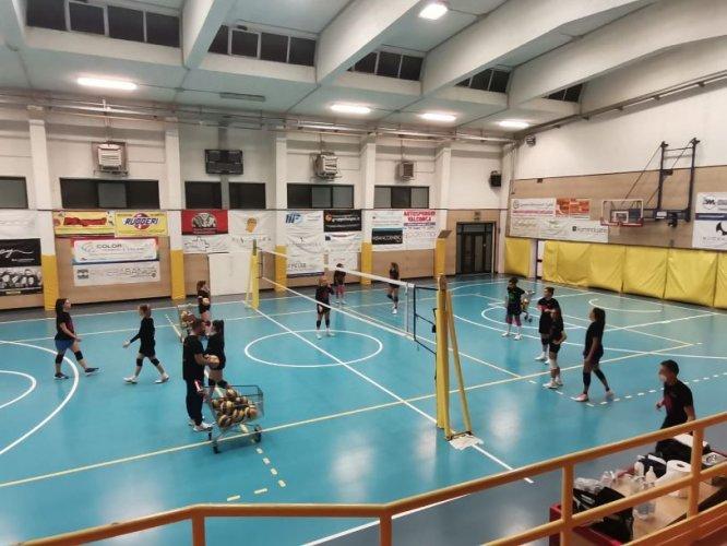 Esordio per il Retina Cattolica  Volley a Ozzano