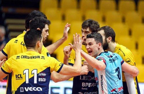 Modena perde al PalaPanini la seconda di Champions con Varsavia