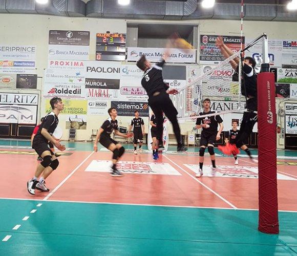 Finisce ad un passo dal sogno la Finale Territoriale per il Volley Macerata