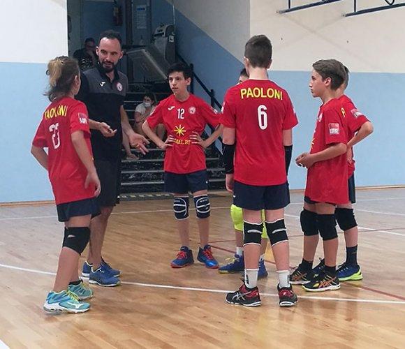 Under 13 6×6: Il Volley Macerata termina la stagione con un…pareggio