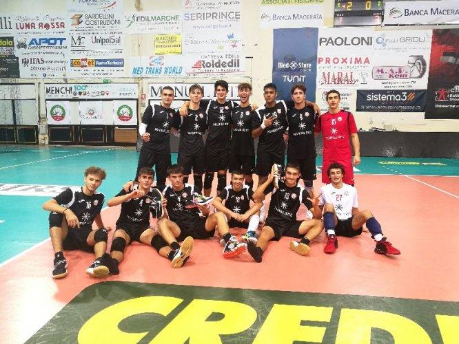 Serie C: Esordio col botto per il Volley Macerata che sbanca il derbyssimo