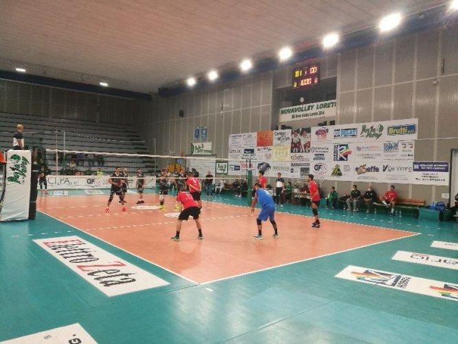 Volley Macerata  - Una Paoloni altalenante cade a Loreto