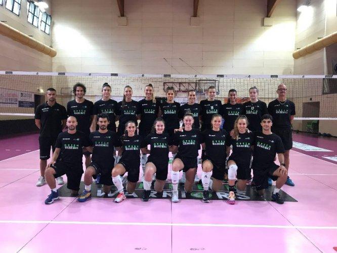 Settimana di test amichevoli per la Green Warriors Sassuolo