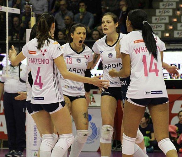 Imoco volley Conegliano – Lardini Filottrano 3-0