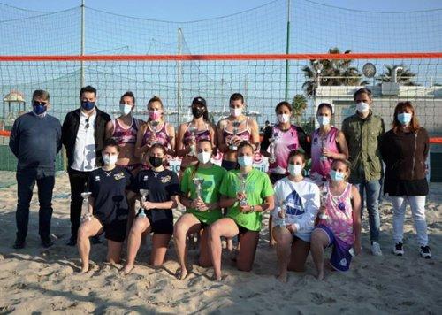 Campionato italiano Fipav di beach volley per società