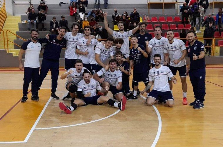La Nef Osimo coglie il secondo successo consecutivo