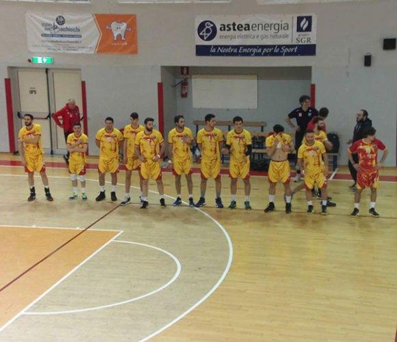 La NEF Osimo chiude il girone d'andata a Foligno