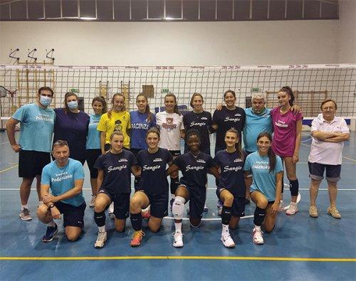 Pallavolo Sangiorgio / Volley Podenzano al via la preparazione