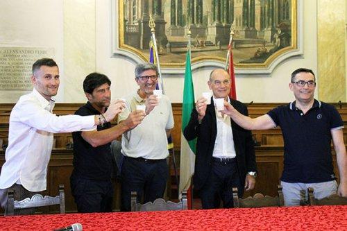 Lardini Volley, l'A1 2019/2020 al PalaTriccoli di Jesi
