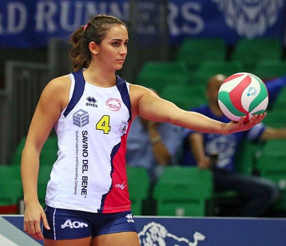 La Lardini va ancora all'attacco con Marika Bianchini