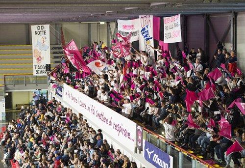 Lardini, domani contro Cuneo in diretta su Rai Sport