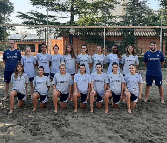 La Lardini Volley si rimette in moto, tra conferme e novità