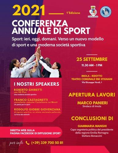 Trofeo McDonald's, non solo volley. Ecco la prima Conferenza Annuale di Sport