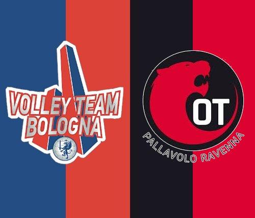 VTB Masi Pianamiele Bologna  - Conad Olimpia Teodora Ravenna 0-3