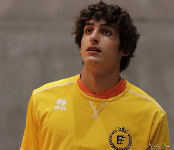 Intervista a Lorenzo Bertozzi (WiMORE Energy Volley Parma)