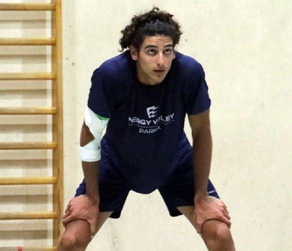 Presentazione Lorenzo Bertozzi ( WiMORE Energy Volley Parma)