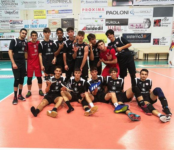 Coppa Nazionale Serie D: Il Volley Macerata cala il poker!
