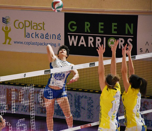 Serie B2 Green Warriors in trasferta a Mirandola