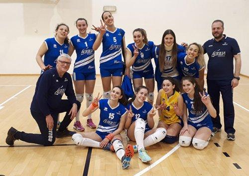Auxilia finance magreta volley - VTB Progresso 3-2